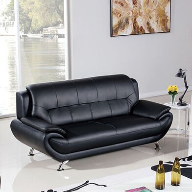Priced Reduce Hillsdale Modern Sofa by Orren Ellis by Orren Ellis