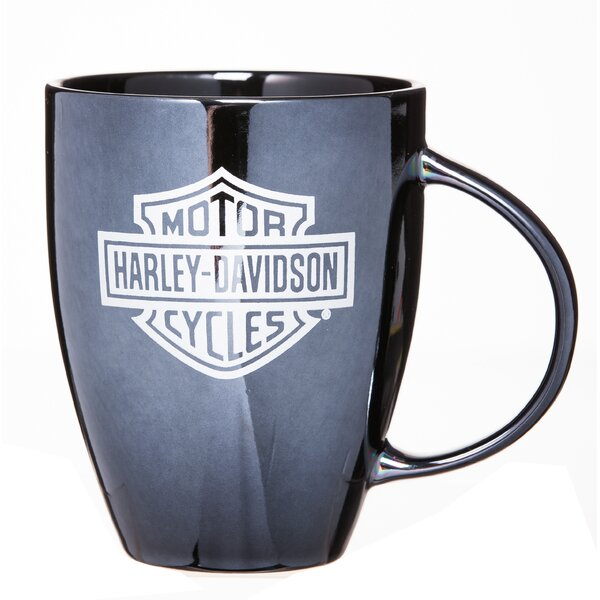 Harley-Davidson® Bistro Lustre Cup by Evergreen Enterprises, Inc