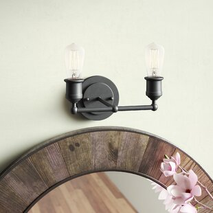 Great choice Mara 2-Light Vanity Light By Laurel Foundry Modern Farmhouse