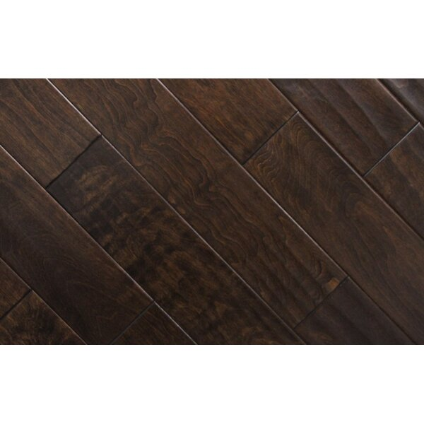 5 Solid Maple Hardwood Flooring (Set of 16) by Chic Rugz