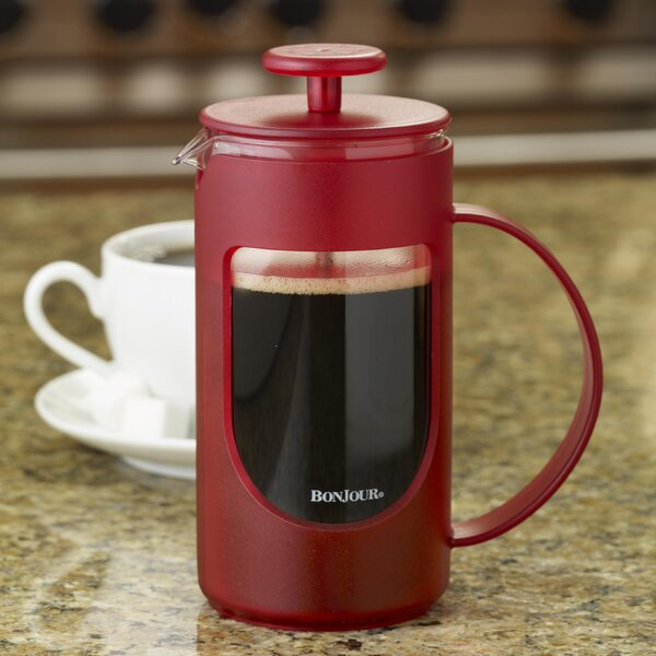 3-Cup Ami-Matin French Press Coffee Maker by BonJour