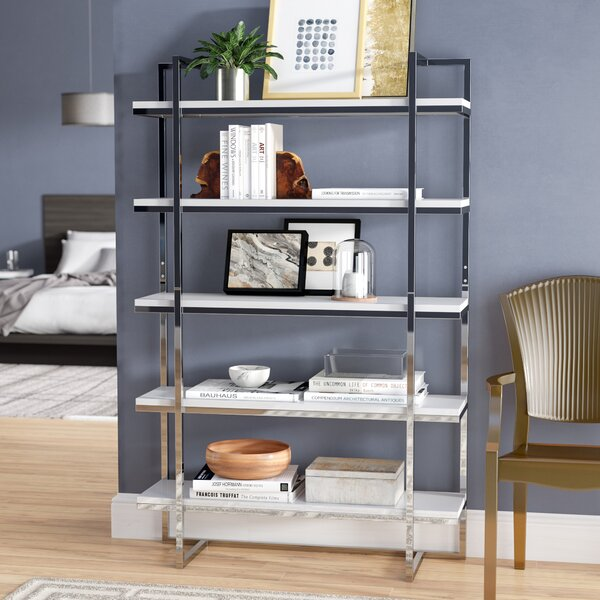 Zolan Etagere Bookcase by Comm Office