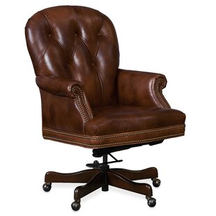 Harrelson Genuine Leather Executive Chair