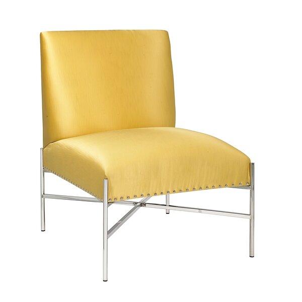 Bethea Slipper Chair by Orren Ellis