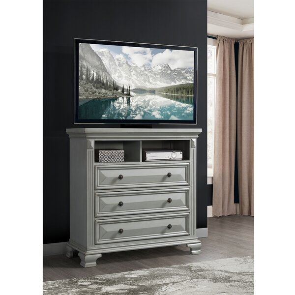 Cheadle 3 Drawer Chest By Darby Home Co
