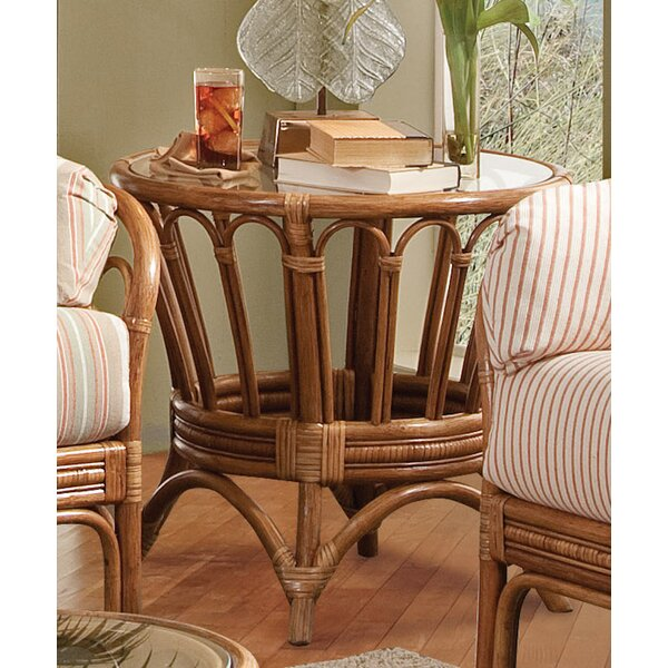 Review Moss Landing End Table