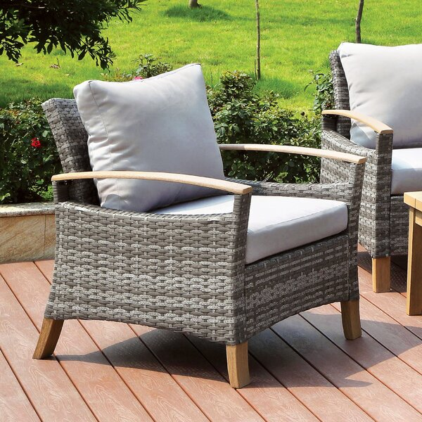 Able Contemporary Chair (Set of 2) by Gracie Oaks
