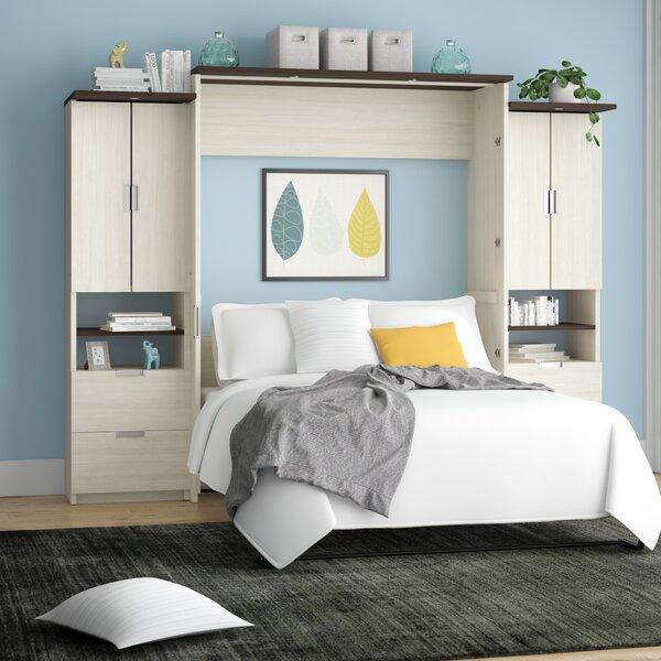 Loyalton Storage Murphy Bed by Latitude Run