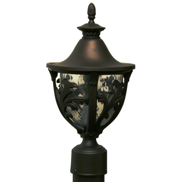 Phillipstown 1 Light Post Lantern by Alcott Hill