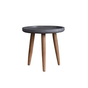 Wooden End Table by Teton ..