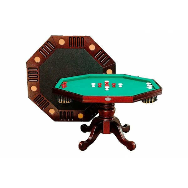 Octagon 4 3 Game Table By Berner Billiards.