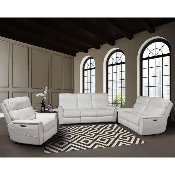 Wales Reclining Configurable Living Room Set By Red Barrel Studio