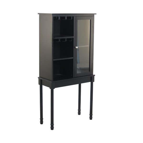 Floor Wine Cabinet by Homestyle Collection
