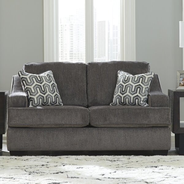 Nicholls Loveseat by Latitude Run