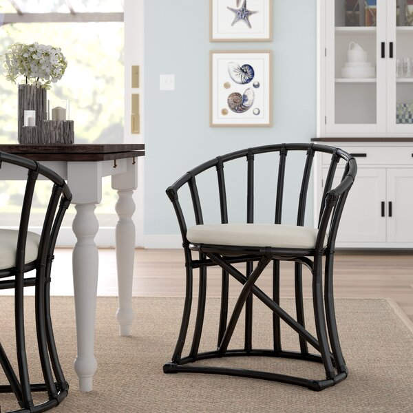 Howe Upholstered Dining Chair by Beachcrest Home
