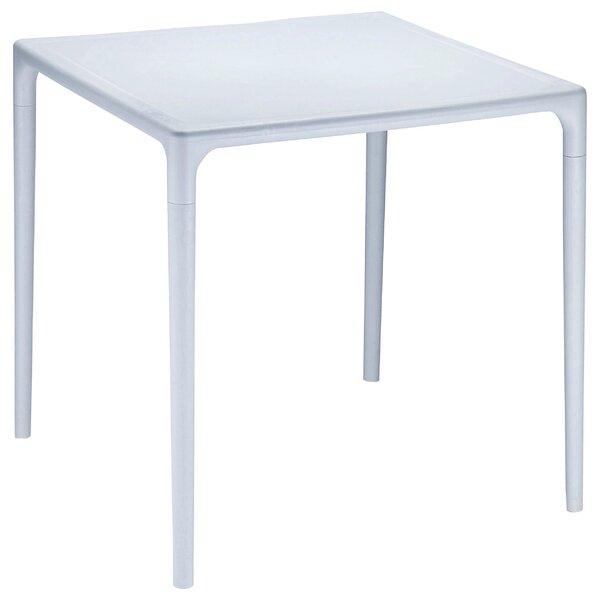 Del Mesa Plastic/Resin Dining Table by Zipcode Design