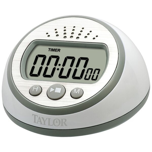 Super-Loud Digital Timer by Taylor