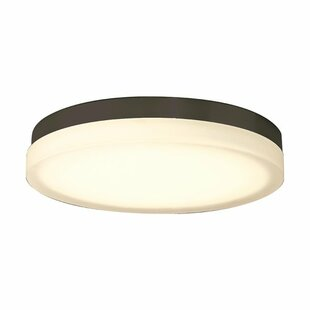 Clack 1 Light Led Flush Mount