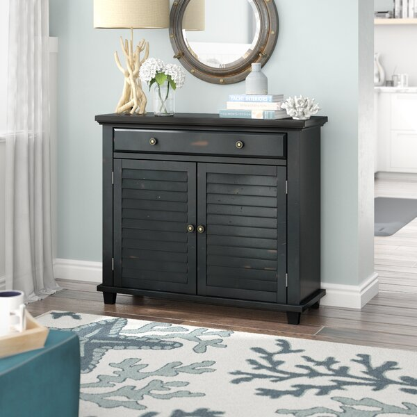 Charlise 1 Drawer Accent Chest by Highland Dunes