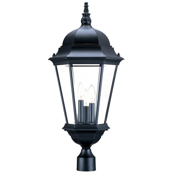 Bellver Modern Outdoor 1-Light Lantern Head by Astoria Grand