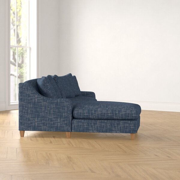 Alessandra Left Hand Facing Sectional By Foundstone
