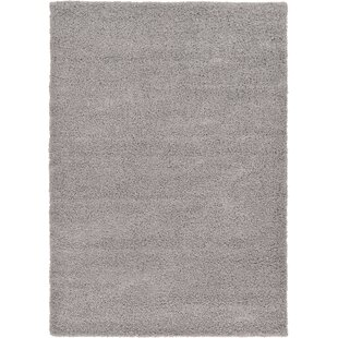 Comparison Lilah Handmade Shag Gray Area Rug By Andover Mills