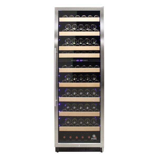 215 Bottle Connoisseur Dual Zone Convertible Wine Cellar by Vinotemp