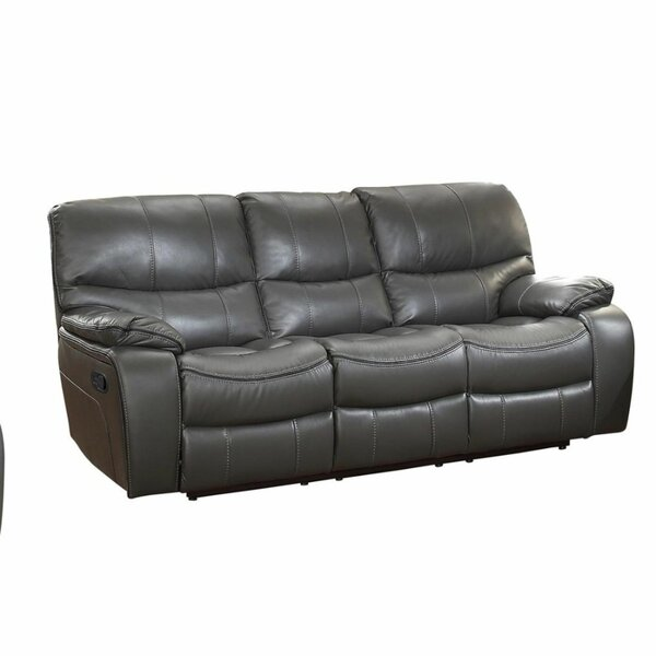 Hollinger Reclining Sofa By Red Barrel Studio