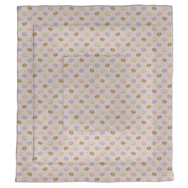 Avicia Donuts Single Reversible Comforter