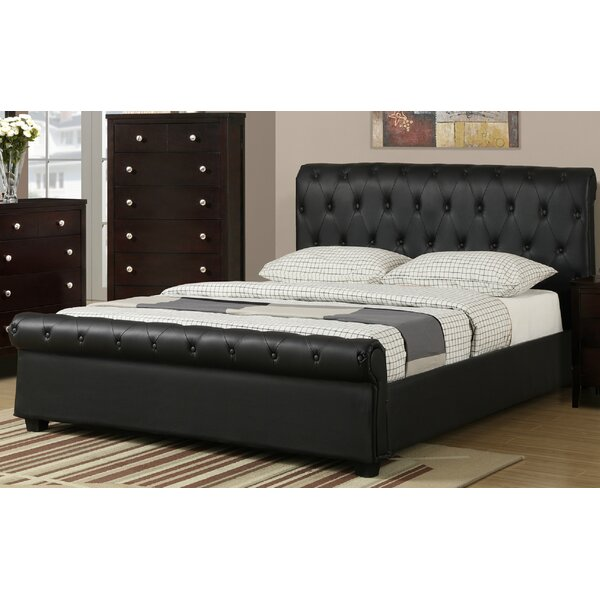Antoinette Upholstered Platform Bed by Canora Grey