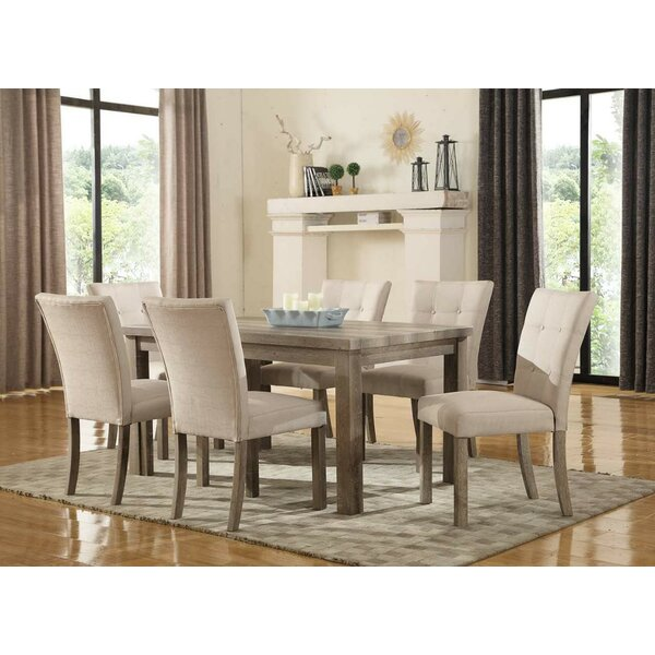 Urban 7 Piece Dining Set by Ultimate Accents