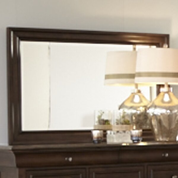 Greenacre Rectangular Accent Mirror by Darby Home Co
