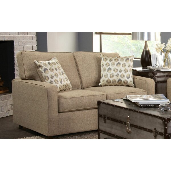 Price Comparisons Sease Loveseat by Latitude Run by Latitude Run
