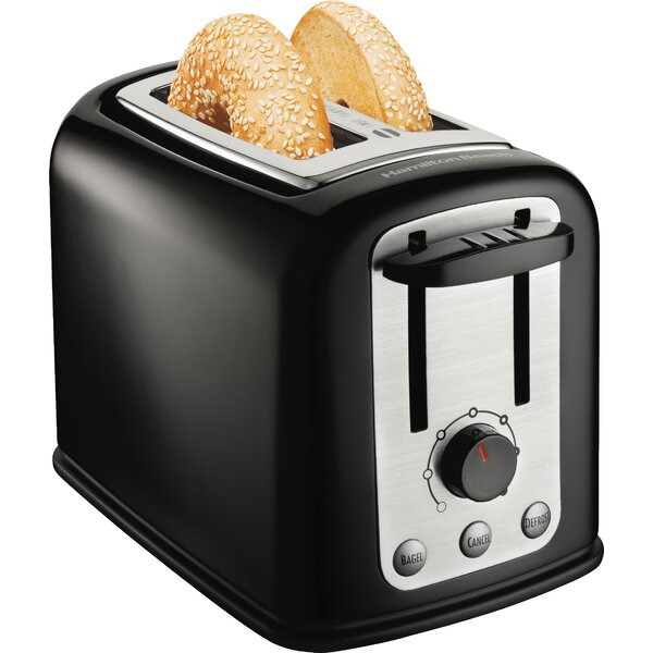 2 Slice Extra Wide Slot Toaster by Hamilton Beach