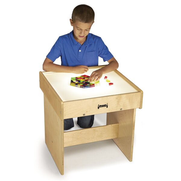 21 Square Activity Table by Jonti-Craft