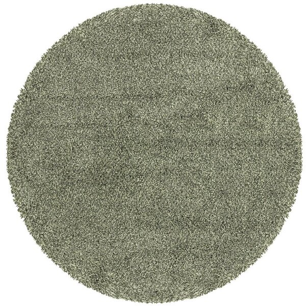 Mazon Tweed Teal Blue/Ivory Area Rug by Red Barrel Studio