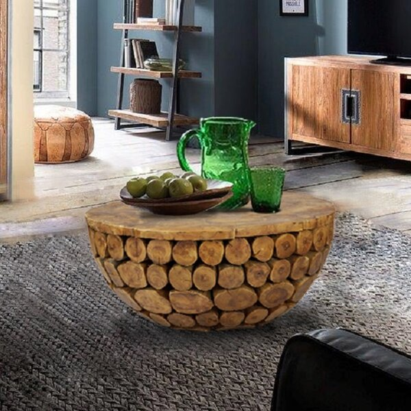 Port Augusta Coffee Table by Union Rustic