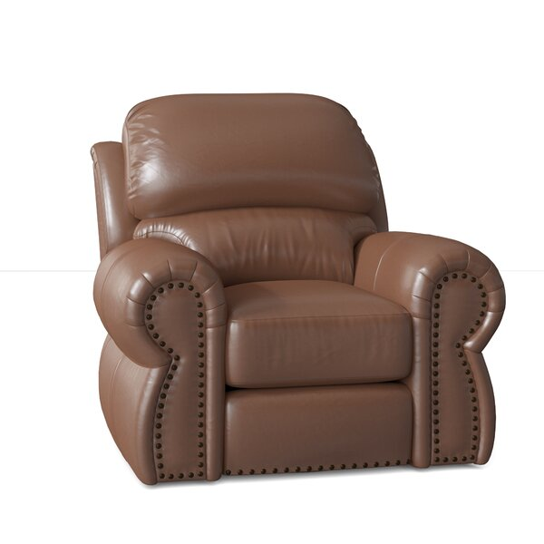 Yellowstone Recliner by Omnia Leather Omnia Leather