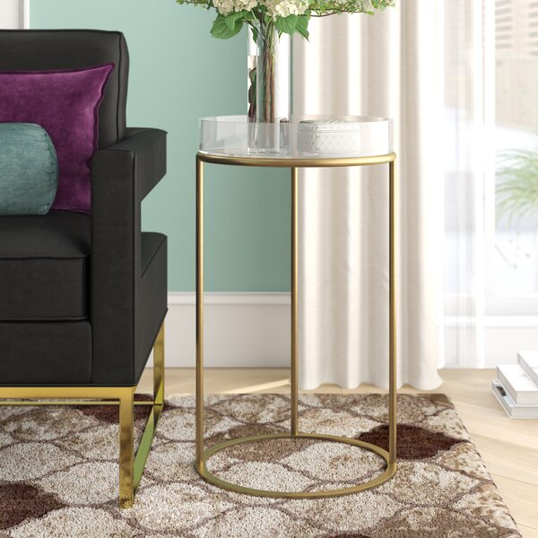 Fanchone End Table By Willa Arlo Interiors