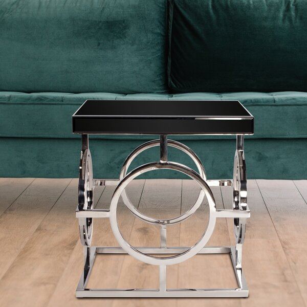 Linda End Table by Orren Ellis Orren Ellis
