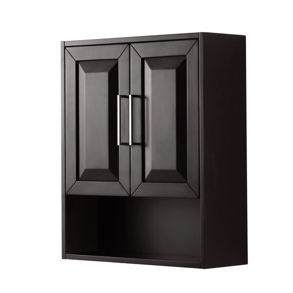 Daria 25 x 30 Surface Mount Medicine Cabinet by Wyndham Collection