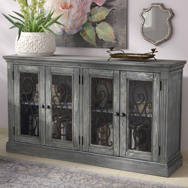 Colombier 4 Door Accent Cabinet By Lark Manor