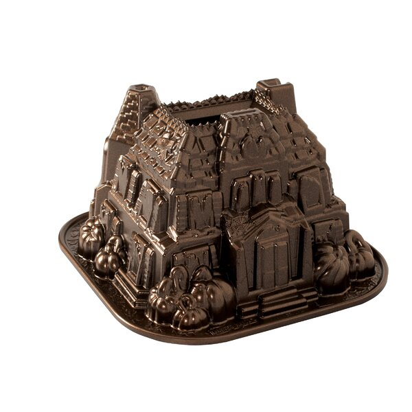 Non-Stick Novelty Haunted Manor Bundt Cake Pan by Nordic Ware