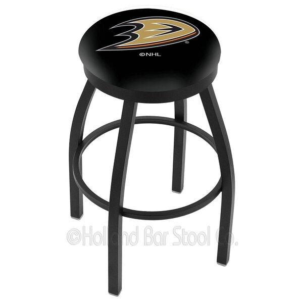 NHL 25 Swivel Bar Stool by Holland Bar Stool