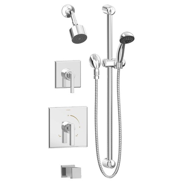 Duro Diverter Complete Shower System by Symmons Symmons