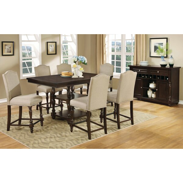 Jennings Stewart 7 Piece Dining Set by Darby Home Co