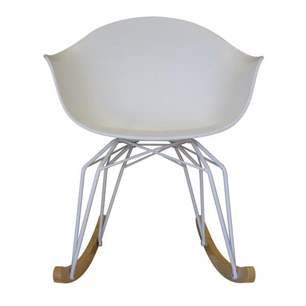 Treva Rocking Chair By Ivy Bronx