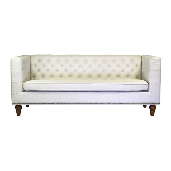 Best #1 Giselle Chesterfield Sofa By Design Tree Home Great price