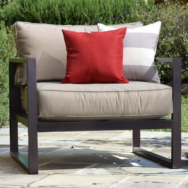 Catalina Outdoor Arm Chair by Serta at Home