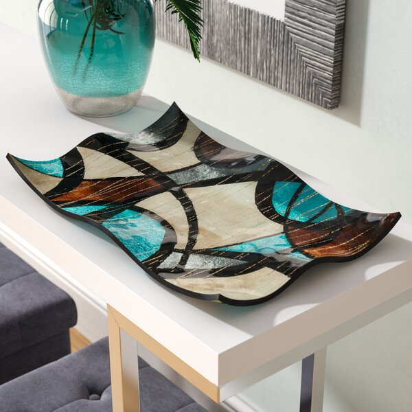 Nilesh Rectangle Plate by Orren Ellis
